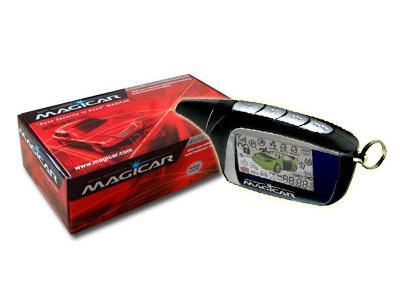 Magicar M2 und M2S Pager Auto Alarm