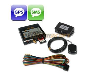 GPS Ortung als Pager für die Fahrzeugortung