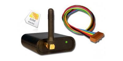 GSM Pager Handyalarm mit SMS und Anruf Alarm